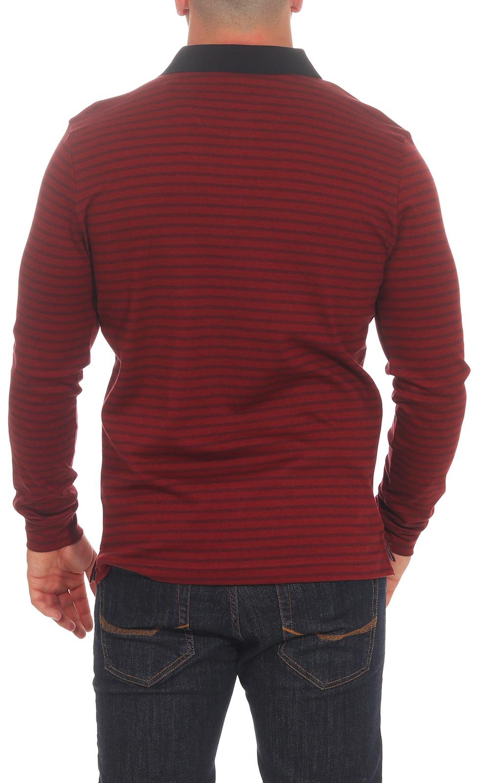 Pierre Cardin Polo Shirt Langarm Pullover Sweatshirt Regular Fit