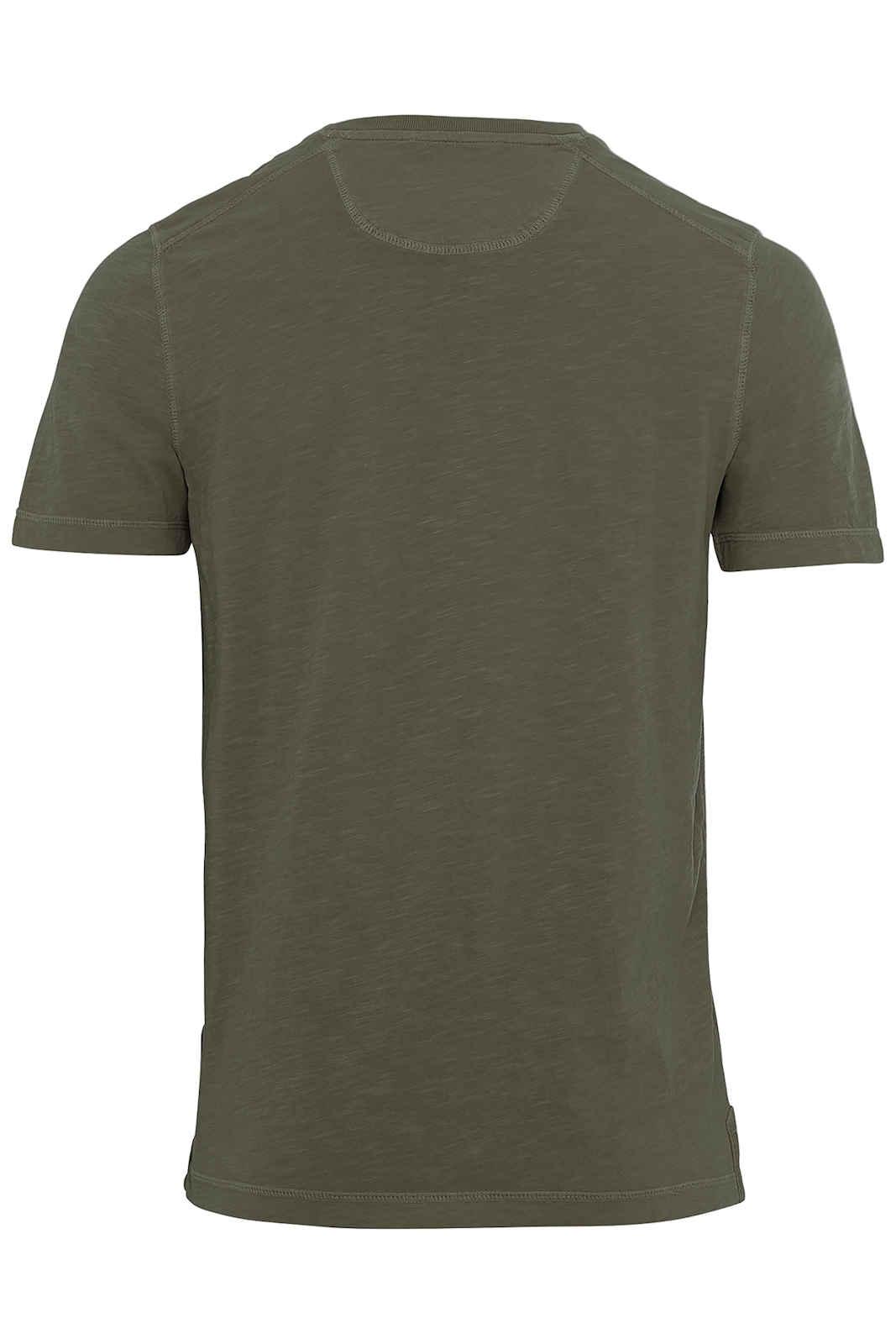 Camel Active Herren Herren T Shirt print bedruckt H-T-Shirt 1//2 Arm