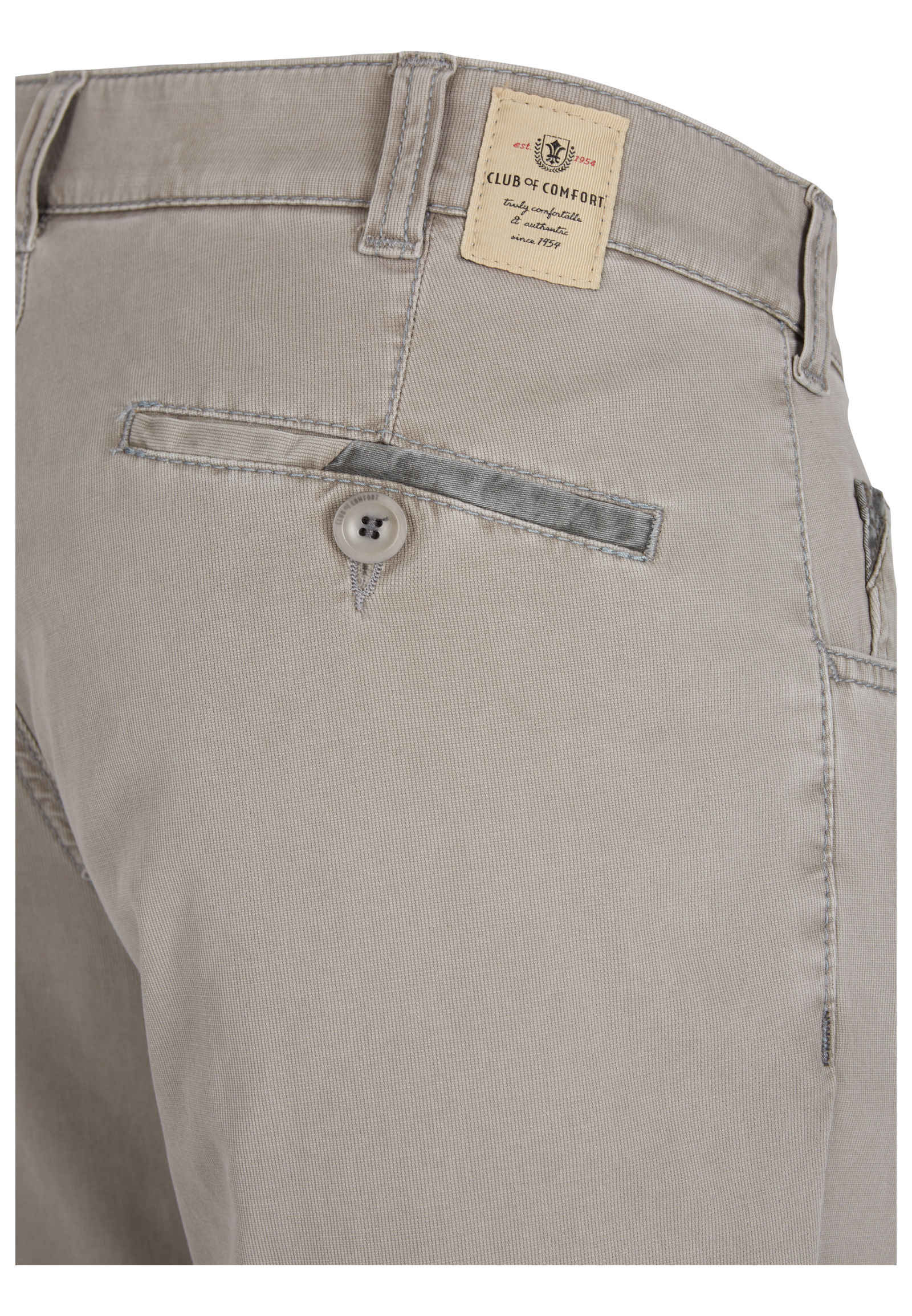 Club of Comfort Uomo Pantaloni Keno 6527 JEANS SWING-Pocket HIGH STRETCH COTONE