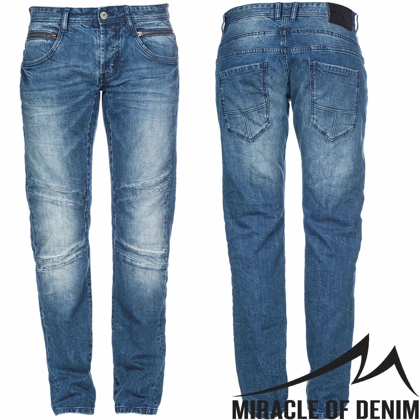 BNWT Da Uomo in denim di marca Peviani Slim Fit Jeans Skinny Stretch Pants Pantaloni