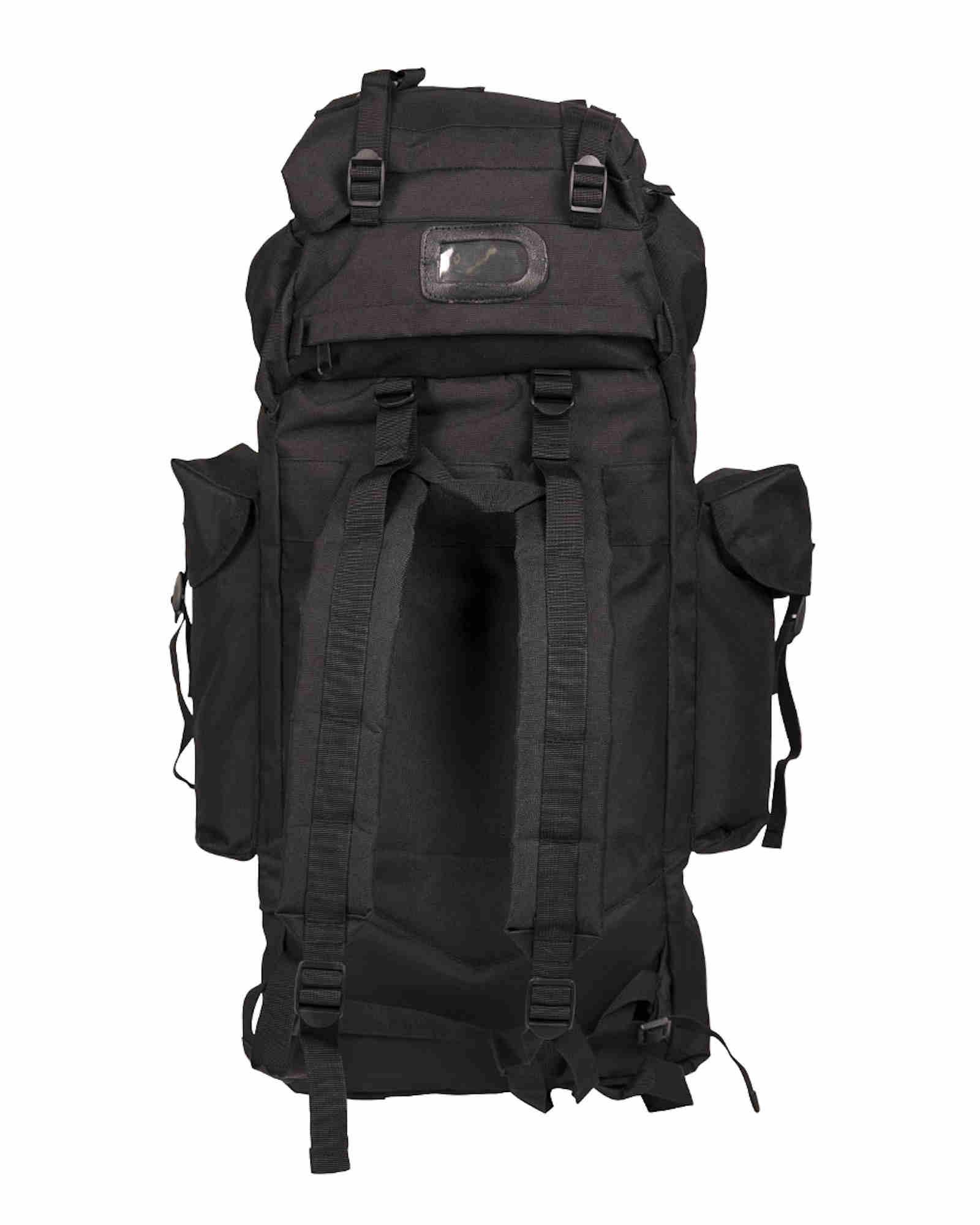 35 LTR Black Day Rucksack Backpack Bag Mil-Tec BW Combat Backpack Imp