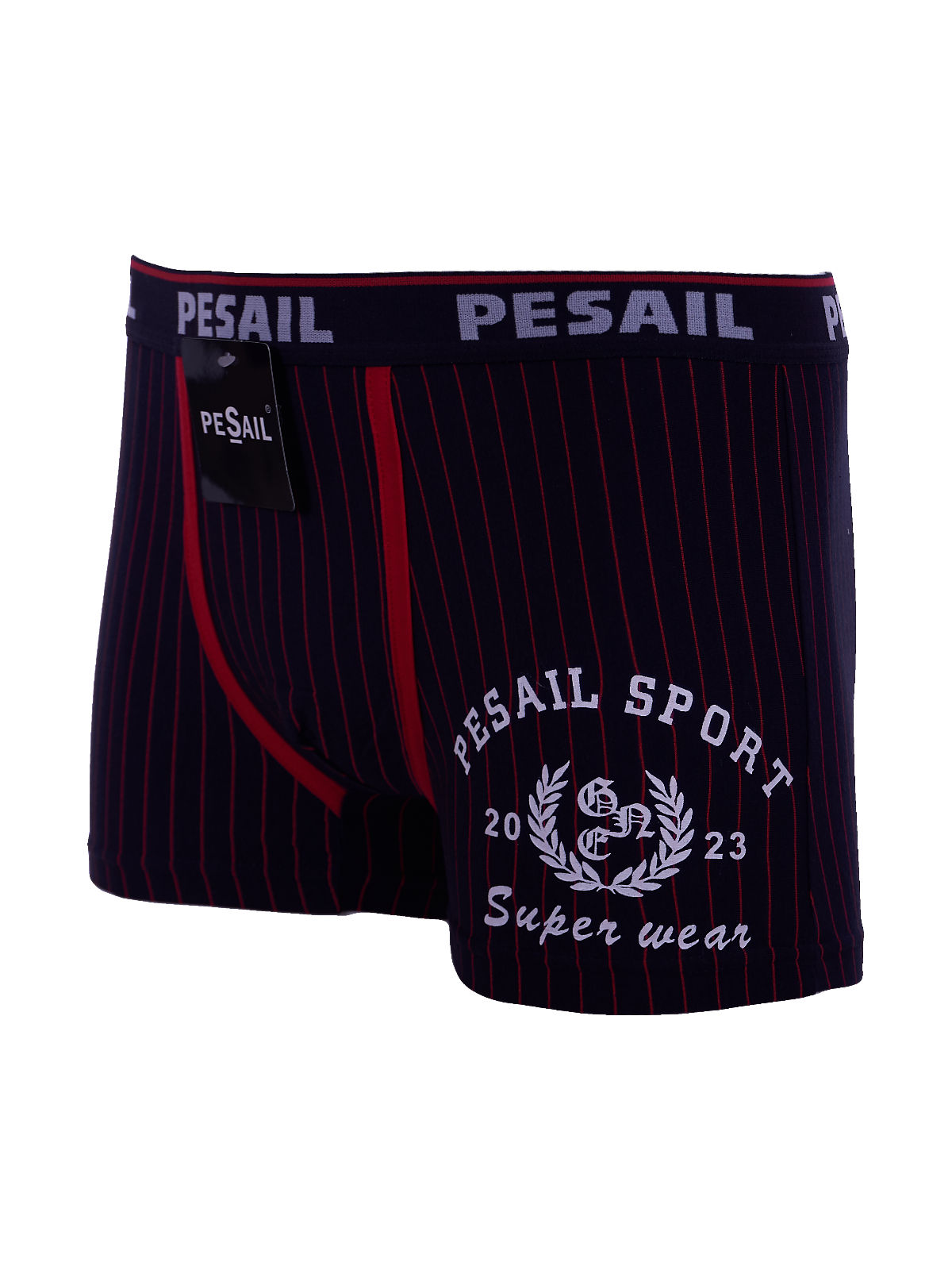 Pesail Herren Boxershorts Baumwolle Unterhose GW86325 Unterwäsche M-L-XL-XXL-3XL