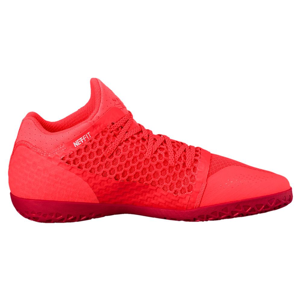 2d623604a3f4 PUMA Schuhe Fussballschue Halle Hallenschuhe Futsal 365 CT Neonrot ...