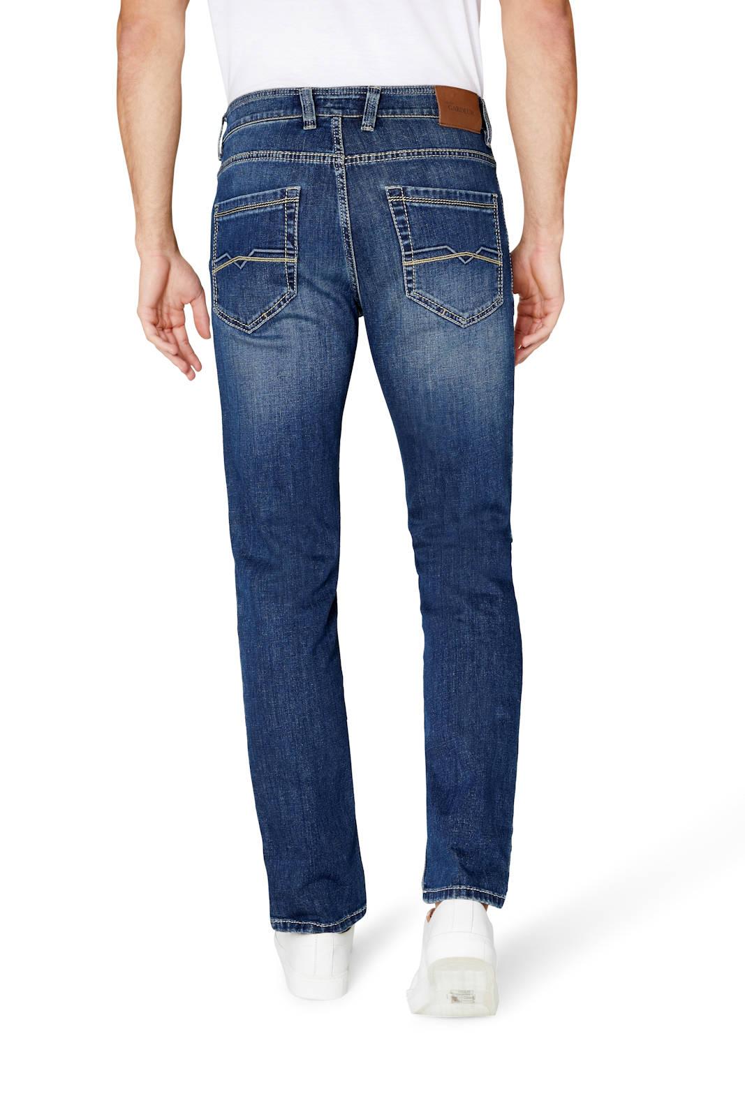 Atelier-GARDEUR-Jeans-BATU-2-Modern-Fit-Herren-Hose-Slim-Leg-Denim-NEU Indexbild 8