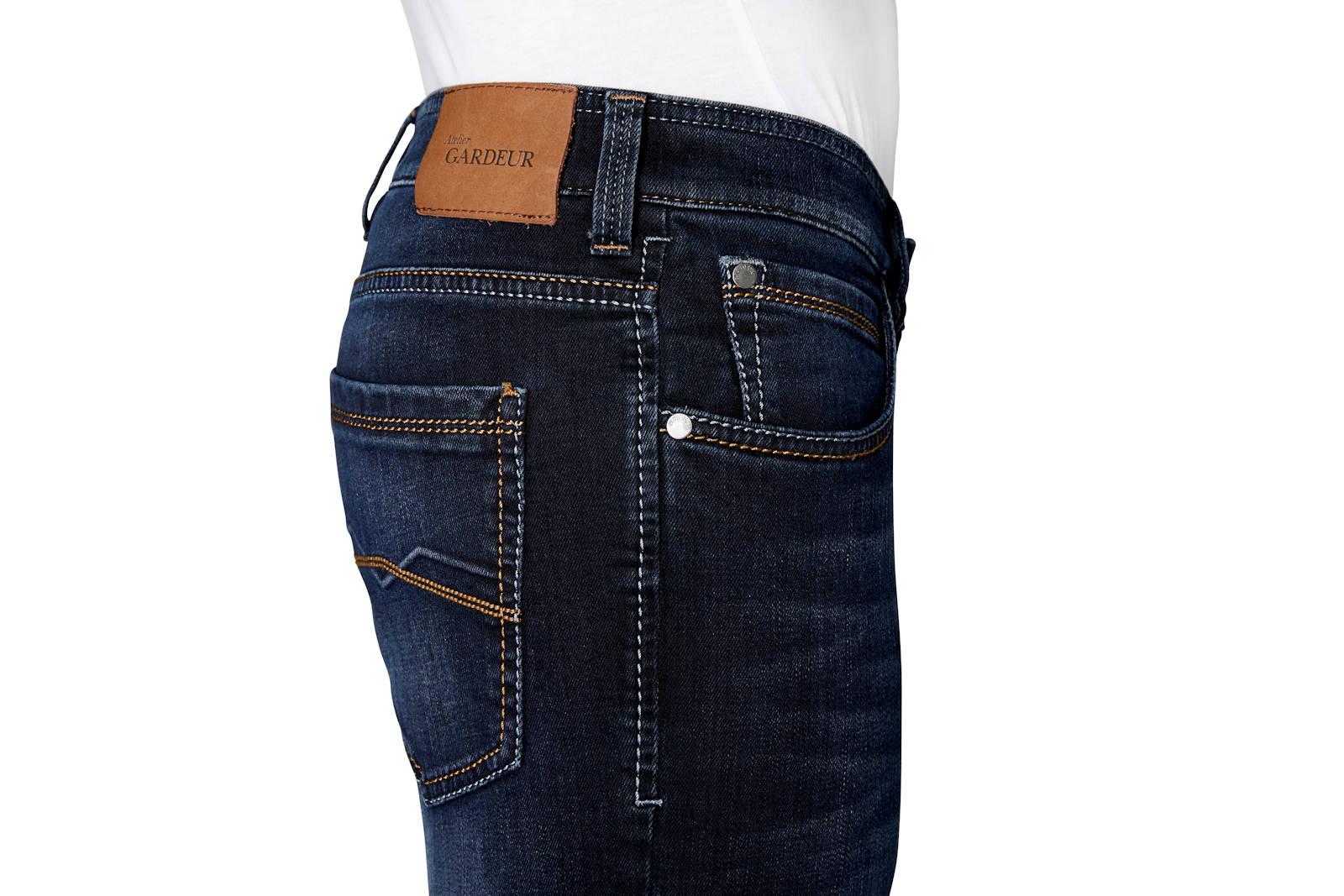 Atelier-GARDEUR-Jeans-BATU-2-Modern-Fit-Herren-Hose-Slim-Leg-Denim-NEU Indexbild 5