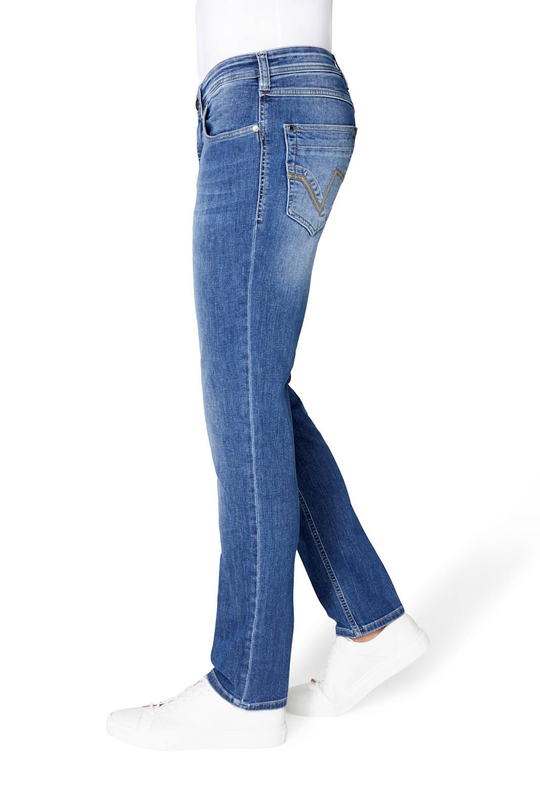 Atelier-GARDEUR-Jeans-BILL-8-Modern-Fit-Herren-Hose-Slim-Leg-Denim-NEU Indexbild 3