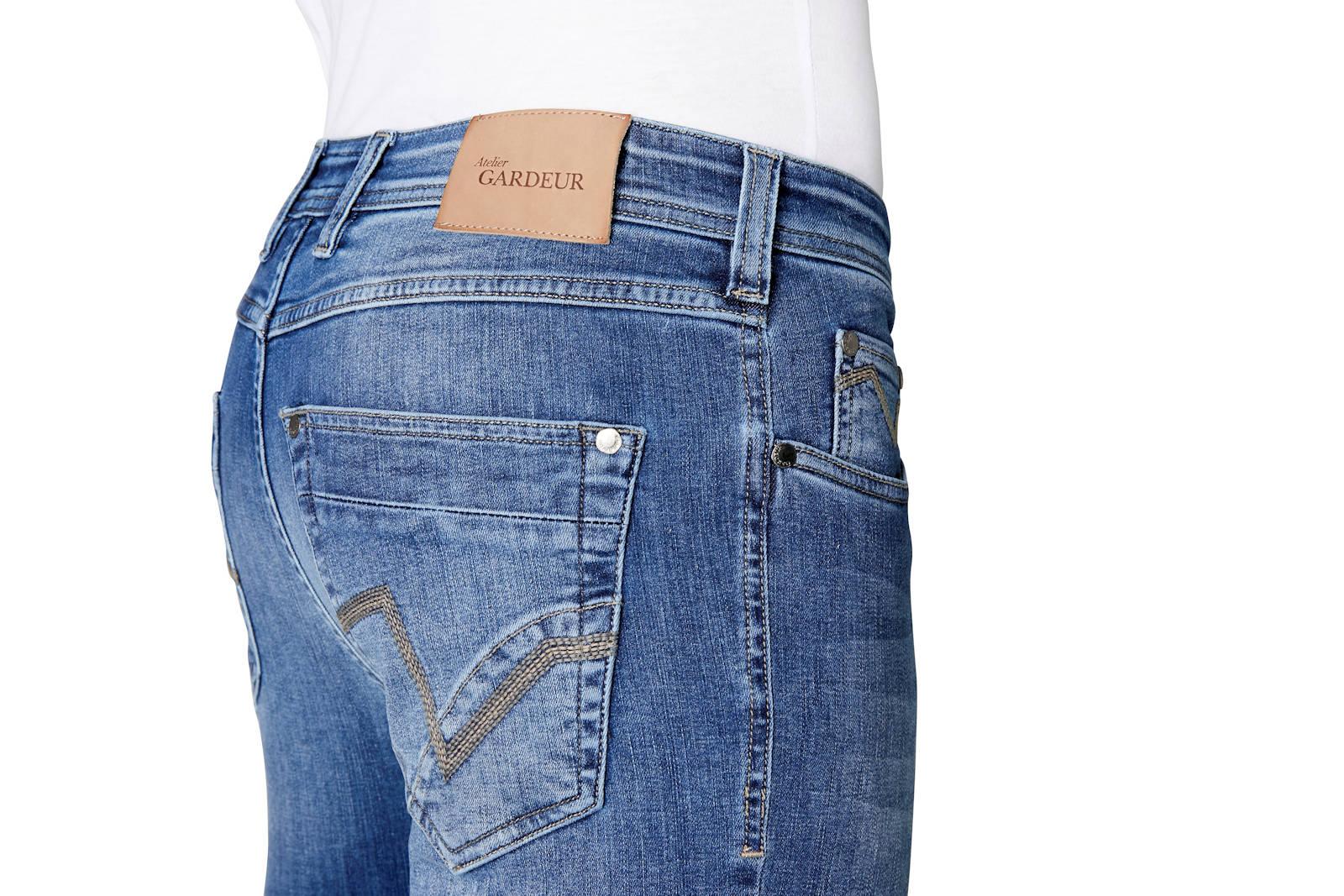 Atelier-GARDEUR-Jeans-BILL-8-Modern-Fit-Herren-Hose-Slim-Leg-Denim-NEU Indexbild 5
