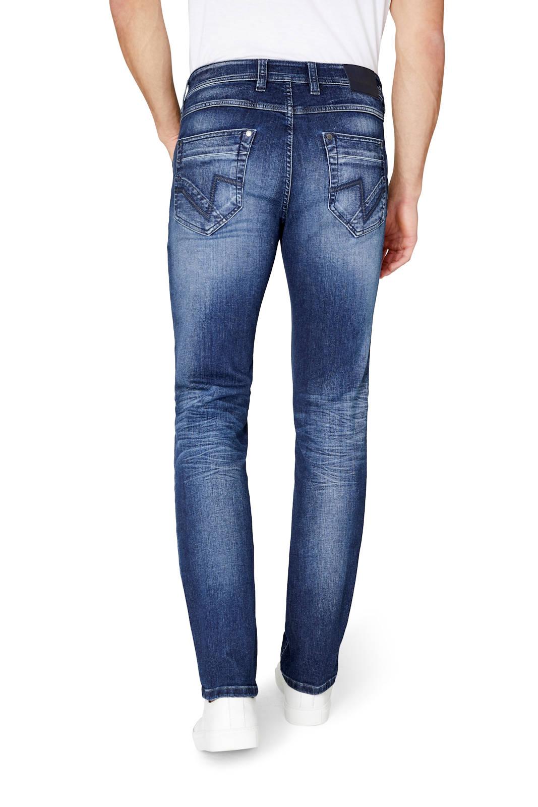 Atelier-GARDEUR-Jeans-BILL-8-Modern-Fit-Herren-Hose-Slim-Leg-Denim-NEU Indexbild 8