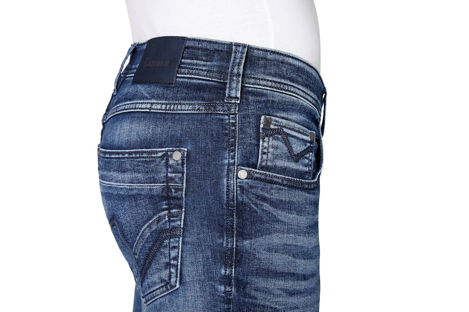 Atelier-GARDEUR-Jeans-BILL-8-Modern-Fit-Herren-Hose-Slim-Leg-Denim-NEU Indexbild 9