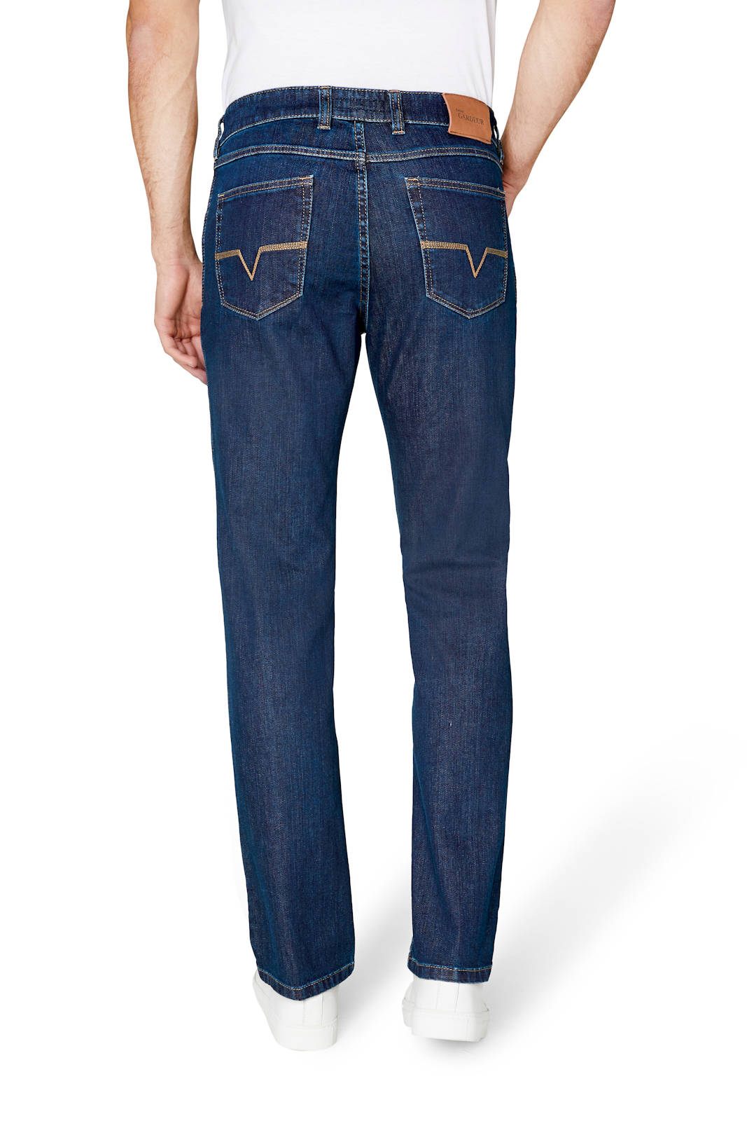 Atelier-GARDEUR-Jeans-NEVIO-11-Regular-Fit-Herren-Hose-Straight-Leg-Denim-NEU Indexbild 8