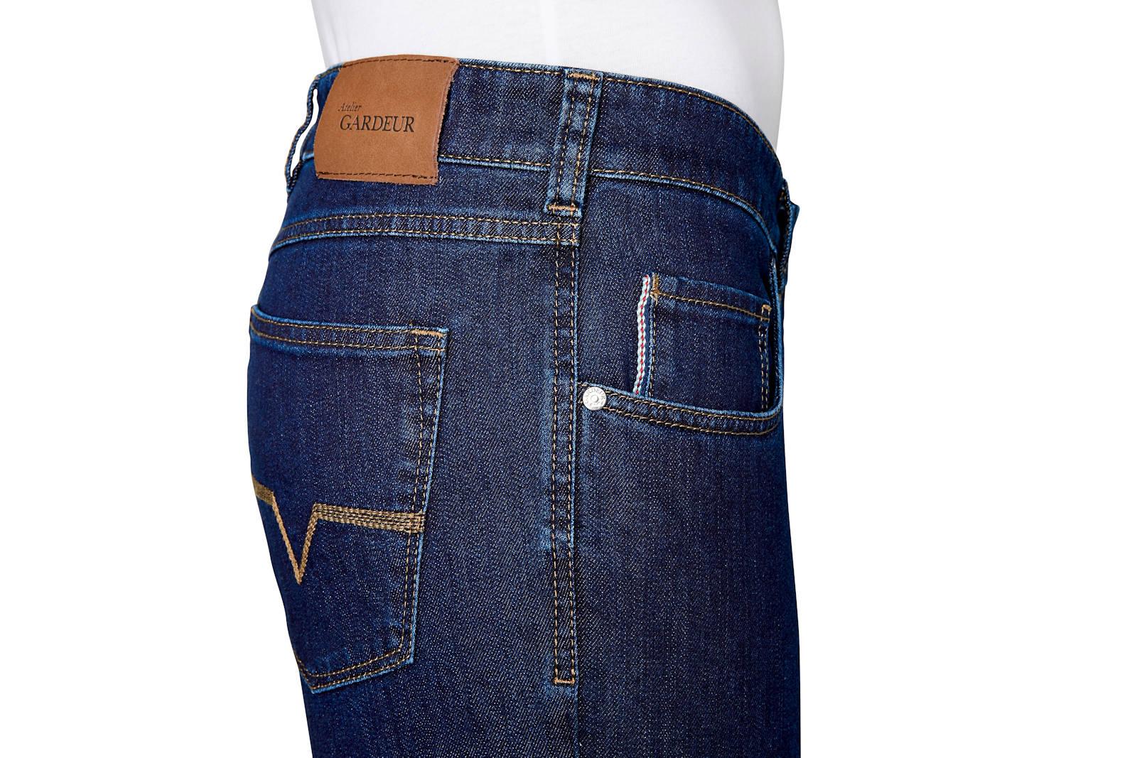 Atelier-GARDEUR-Jeans-NEVIO-11-Regular-Fit-Herren-Hose-Straight-Leg-Denim-NEU Indexbild 9