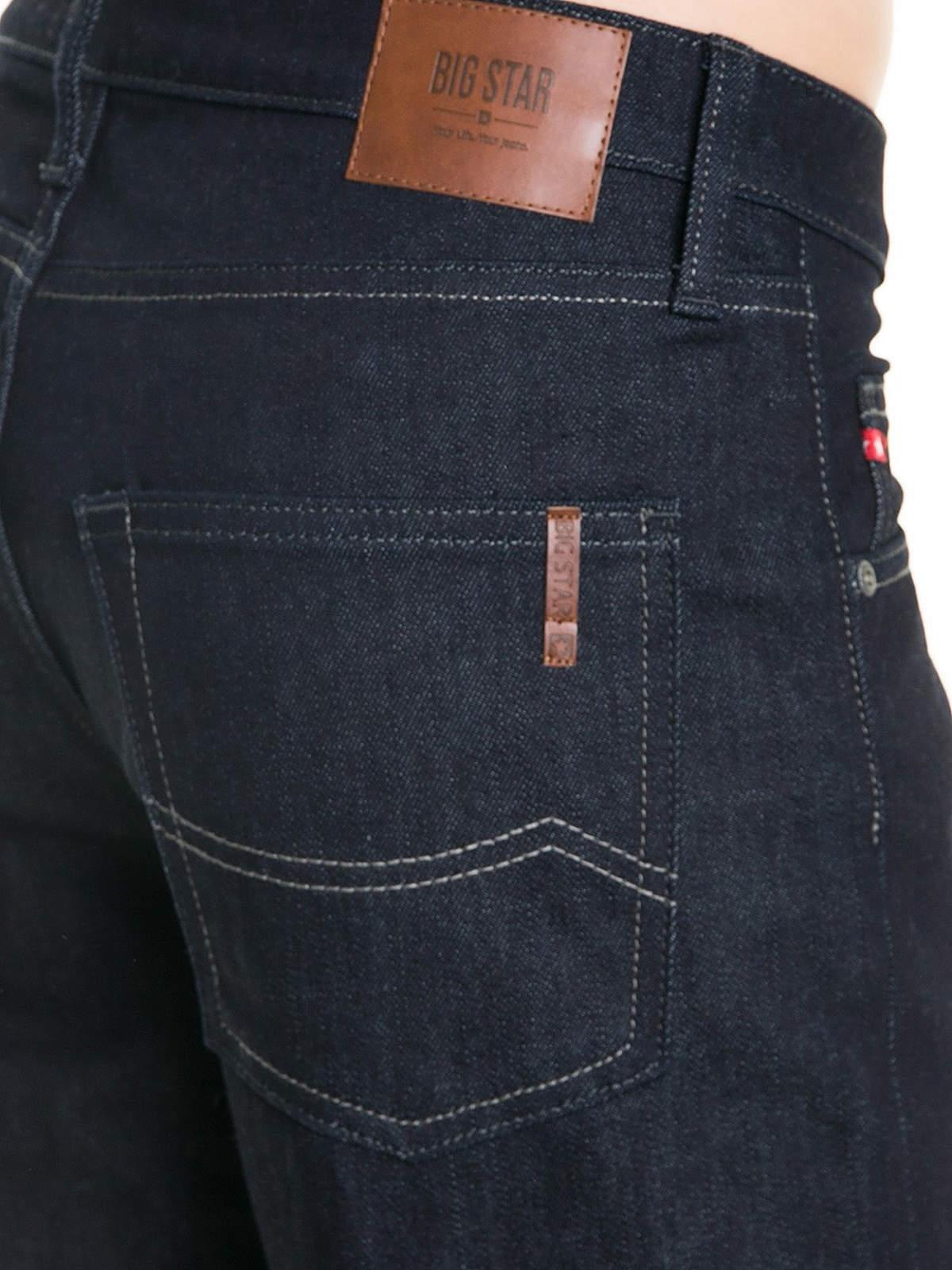 Big-Star-Jeans-Colt-497-Regular-Fit-Herren-Hose-Straight-Leg-Medium-Denim-NEU Indexbild 4