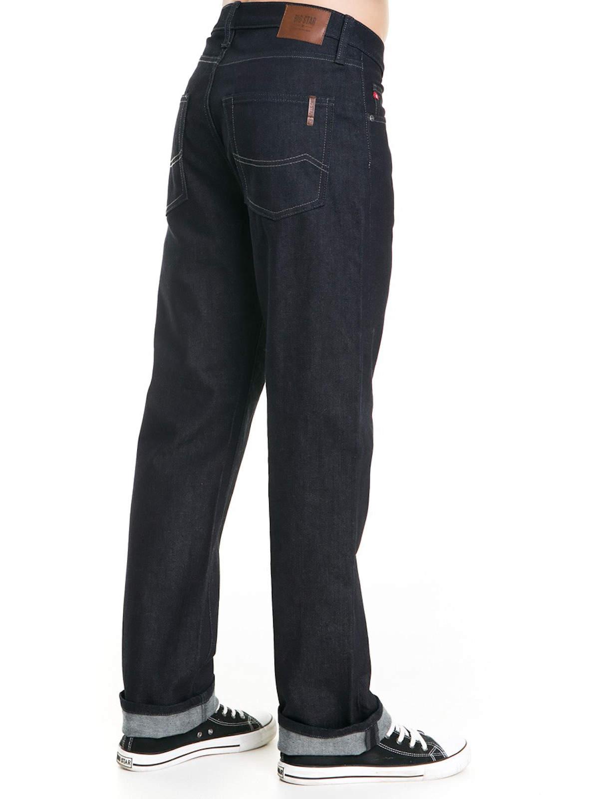 Big-Star-Jeans-Colt-497-Regular-Fit-Herren-Hose-Straight-Leg-Medium-Denim-NEU Indexbild 5