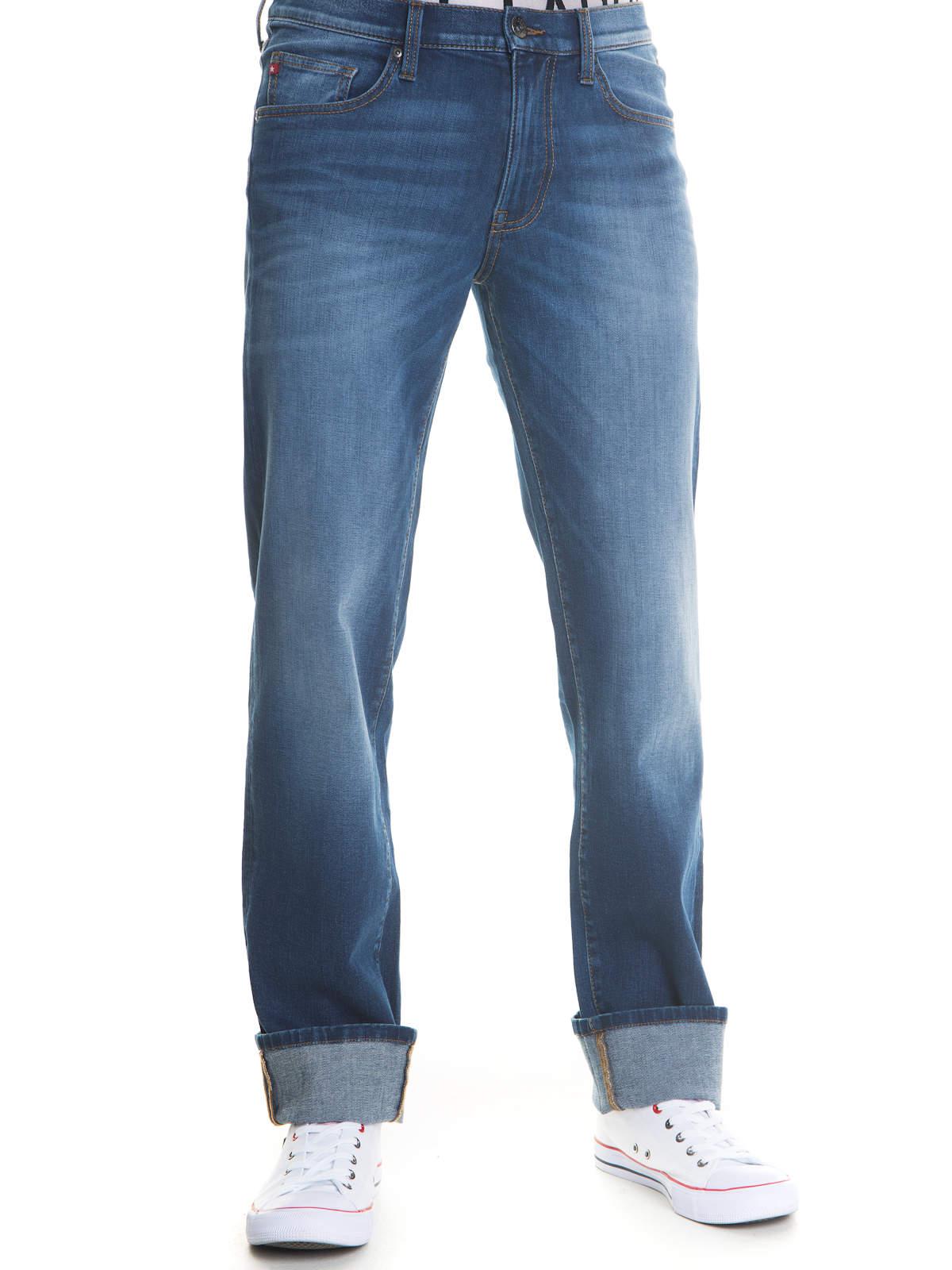 Big-Star-Jeans-Colt-497-Regular-Fit-Herren-Hose-Straight-Leg-Medium-Denim-NEU Indexbild 7