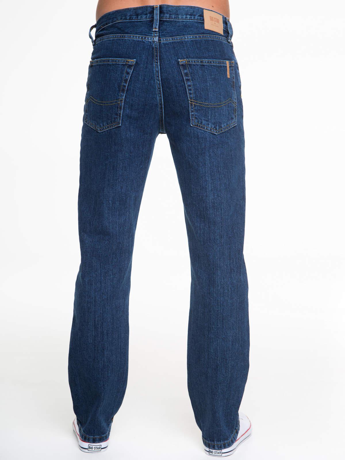 Big-Star-Jeans-Colt-497-Regular-Fit-Herren-Hose-Straight-Leg-Medium-Denim-NEU Indexbild 15