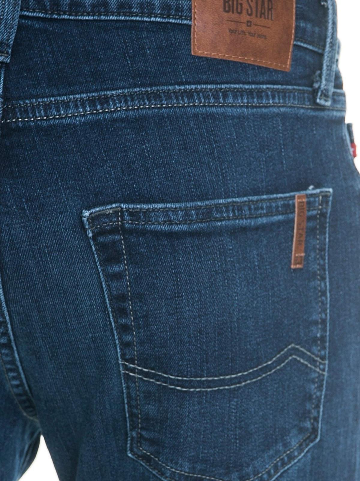 Big-Star-Jeans-Colt-497-Regular-Fit-Herren-Hose-Straight-Leg-Medium-Denim-NEU Indexbild 11