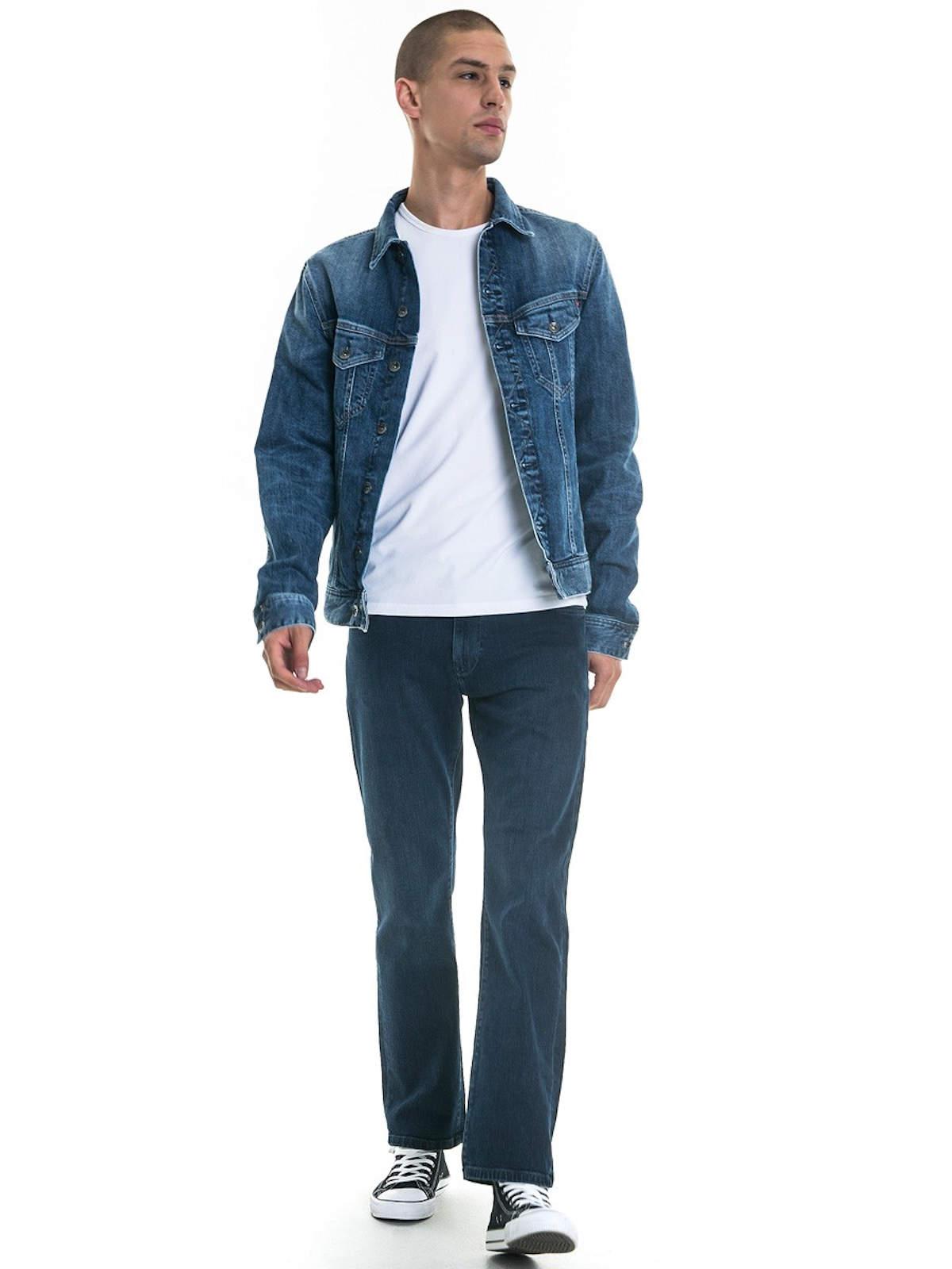 Big-Star-Jeans-Colt-497-Regular-Fit-Herren-Hose-Straight-Leg-Medium-Denim-NEU Indexbild 12