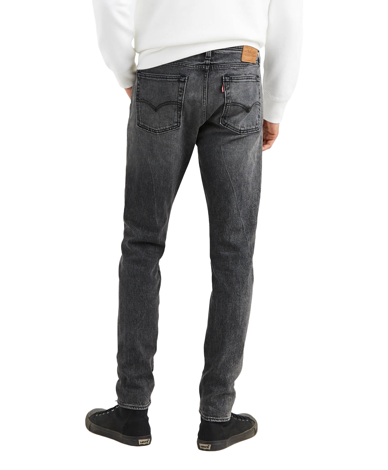 Levis-510-Jeans-Skinny-Fit-Herren-Hose-Luther-4-Way-05510-0807