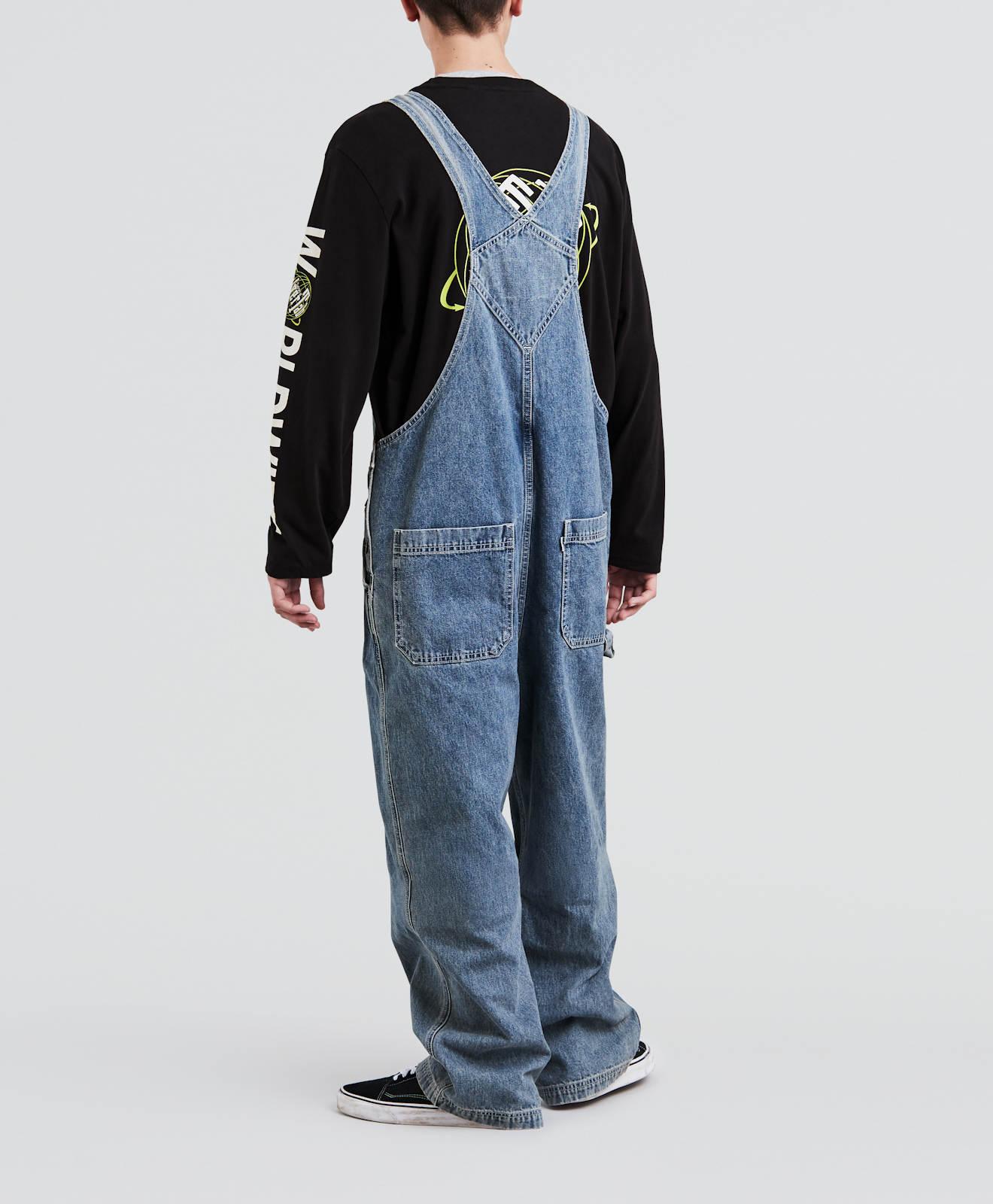 Levis Silvertab Air Jeans Qumvszp Overall Hose Bel Herren Anzug Denim ® ukZXiOP