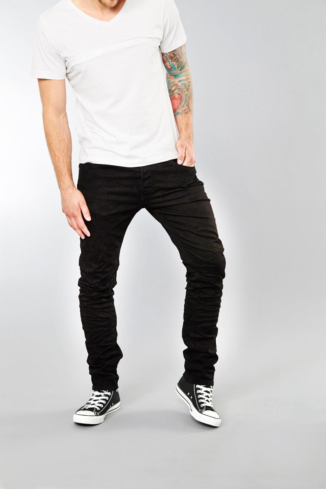blend herren twister jeans hose schwarz stretch slimfit neu 700511 ebay. Black Bedroom Furniture Sets. Home Design Ideas