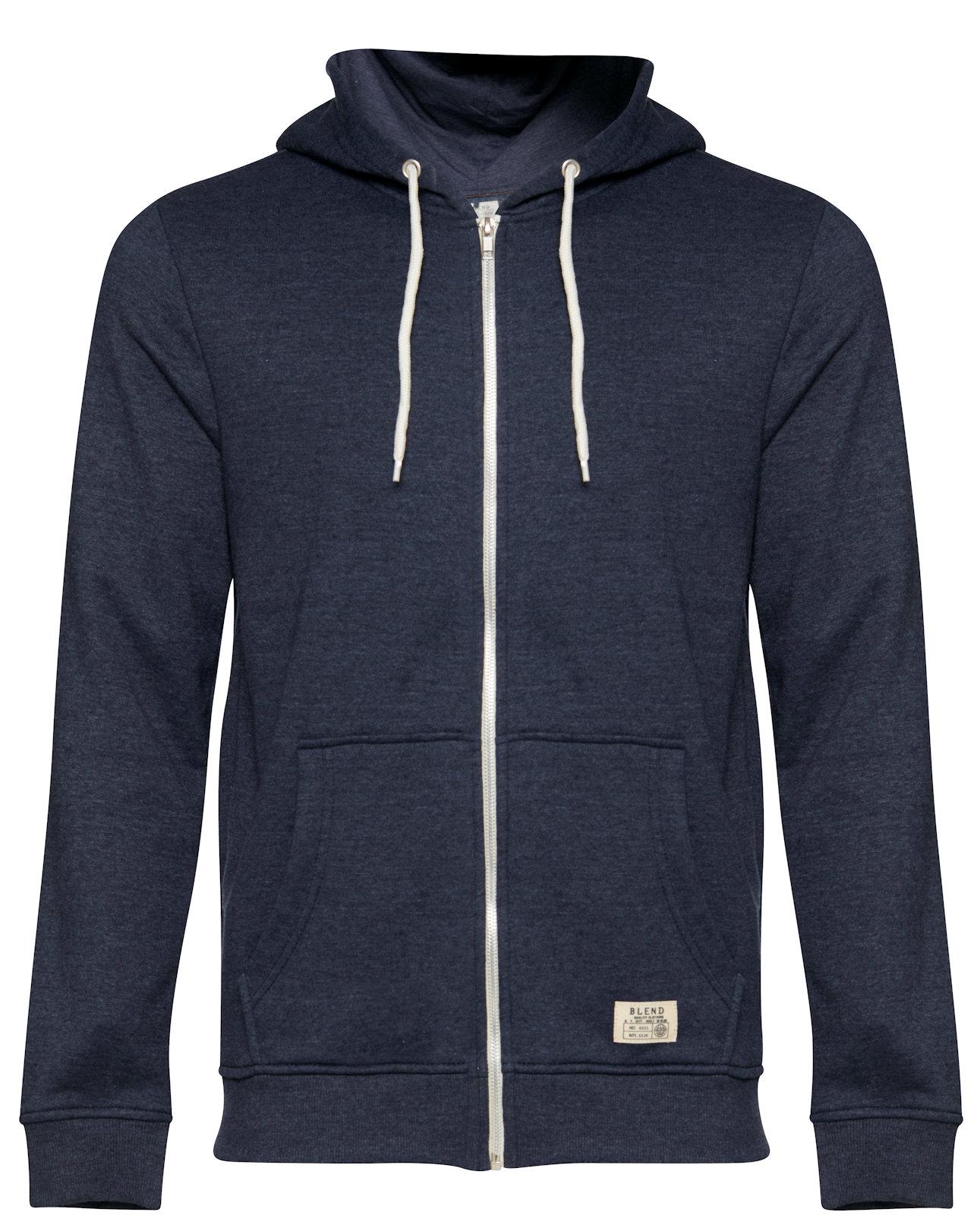 blend hoodie herren sweatshirt jacke zipper kapuzen. Black Bedroom Furniture Sets. Home Design Ideas