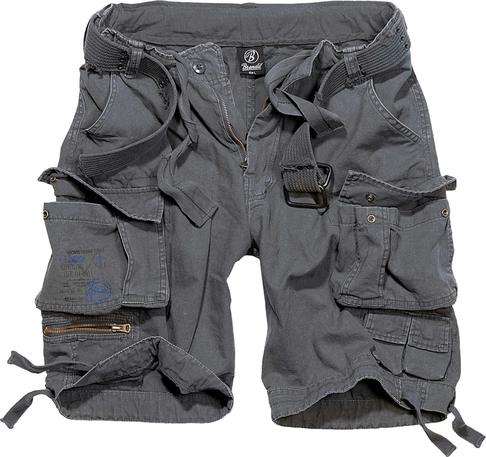Brandit Savage Shorts Anthracite Gr. XL   eBay 2bb2bcdd86