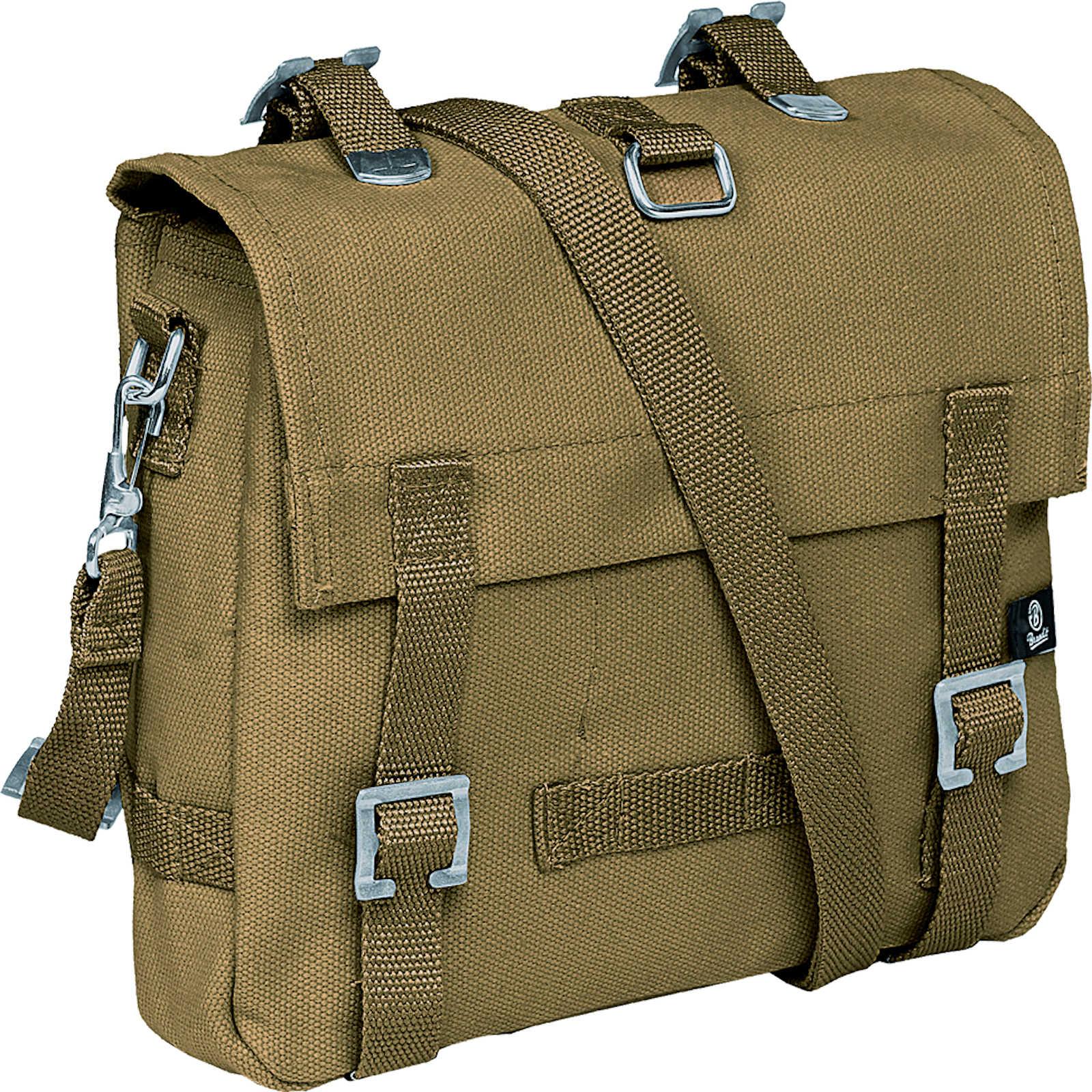 Kampftasche Bag Brandit 8002 Große Schultertasche BW Umhängetasche Navy
