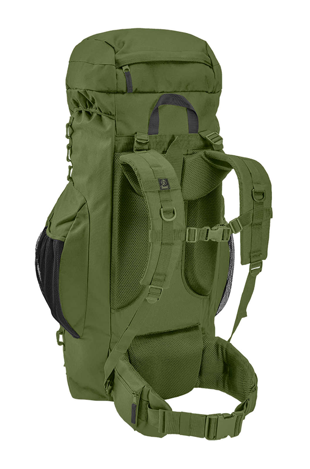 Rucksack AVIATOR 65 Liter OLIV Trekking Outdoor Wandern Regenhülle Air System