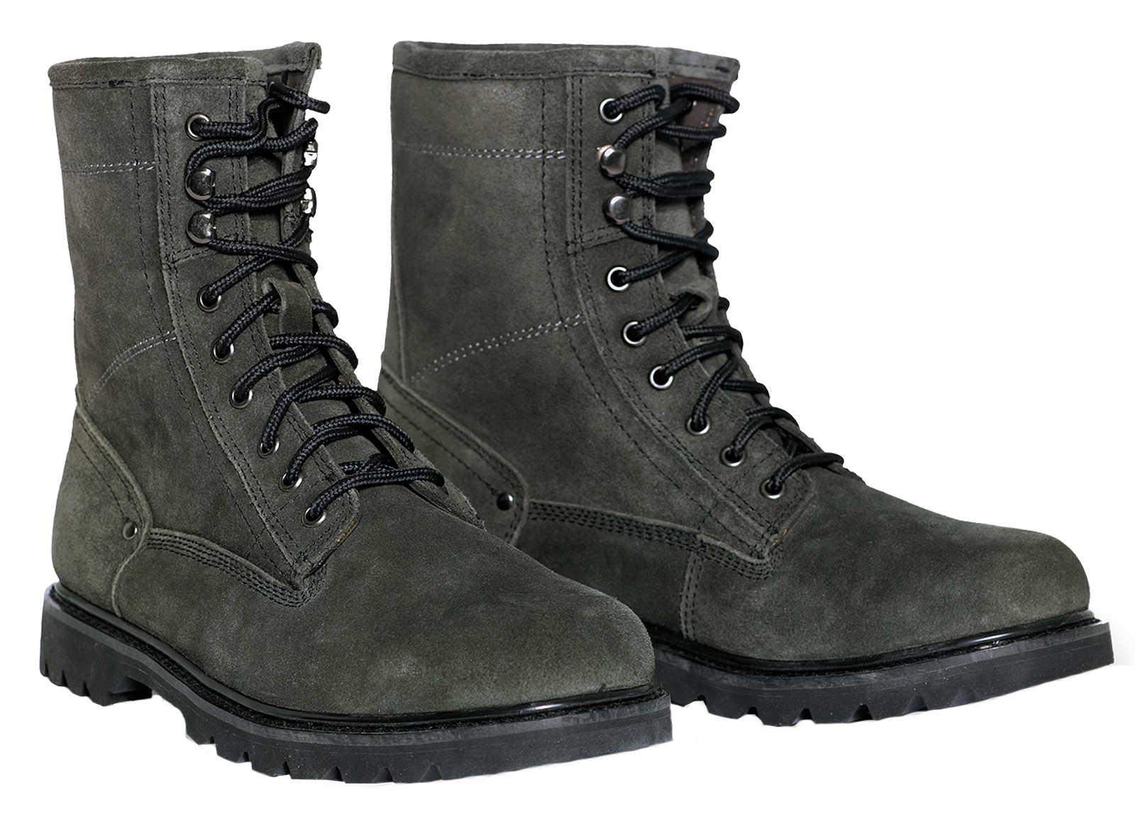 Brandit Uomo Gladstone leatherboot 9015 Pelle Vintage Stivali Stivali Vintage Caldi Escursionismo ed98df
