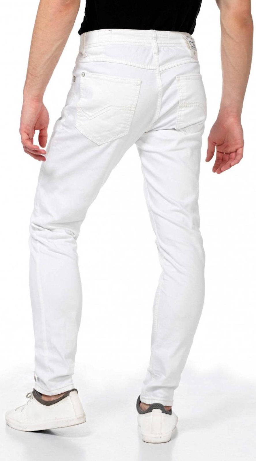 CIPO-amp-BAXX-Herren-Jeans-CD319C-NEU-Hose-Slim-Fit-Enges-Bein-Denim-Stretch Indexbild 5