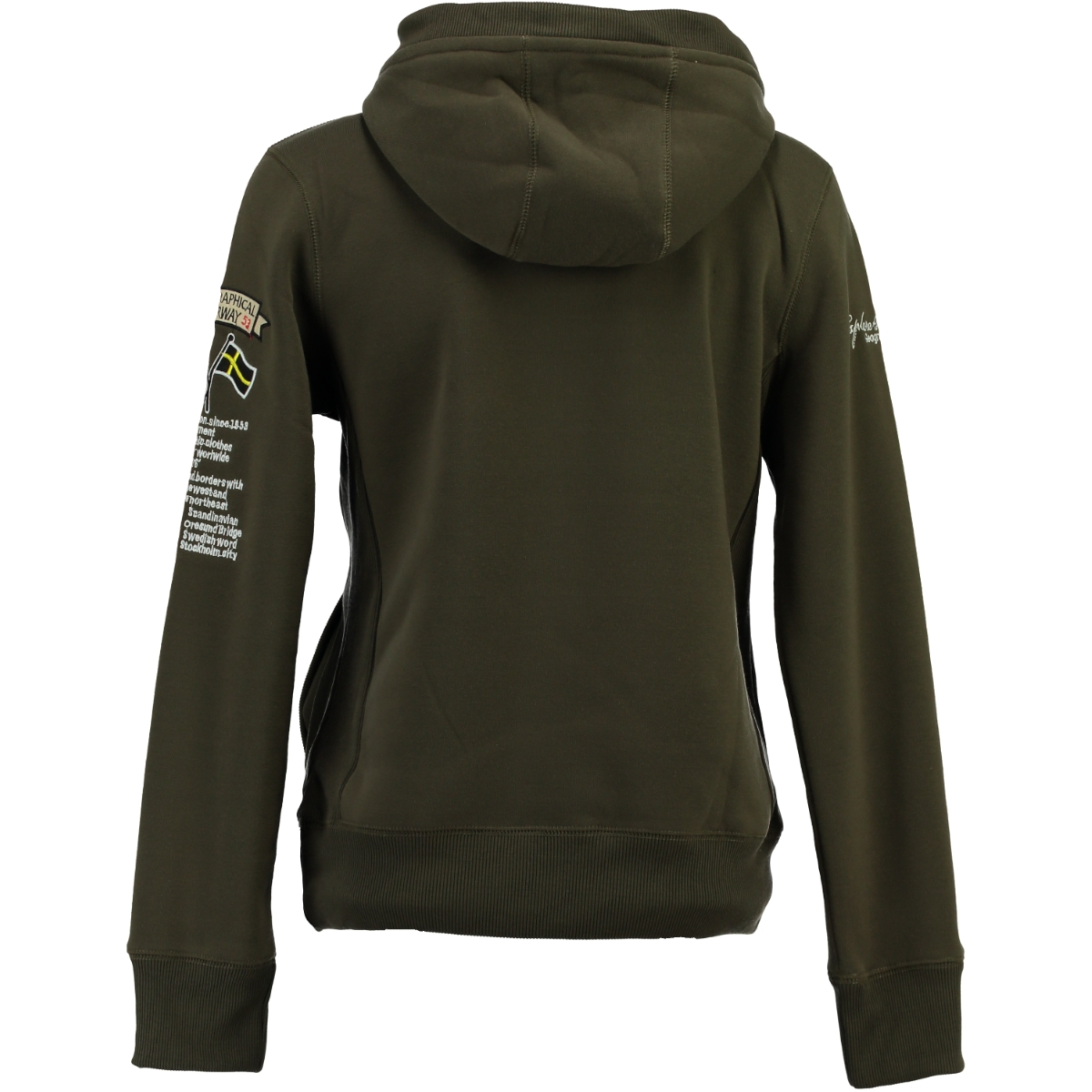 Geographical-Norway-giacca-uomo-autunno-inverno-S-fino-a-3xl-Felpa miniatura 9