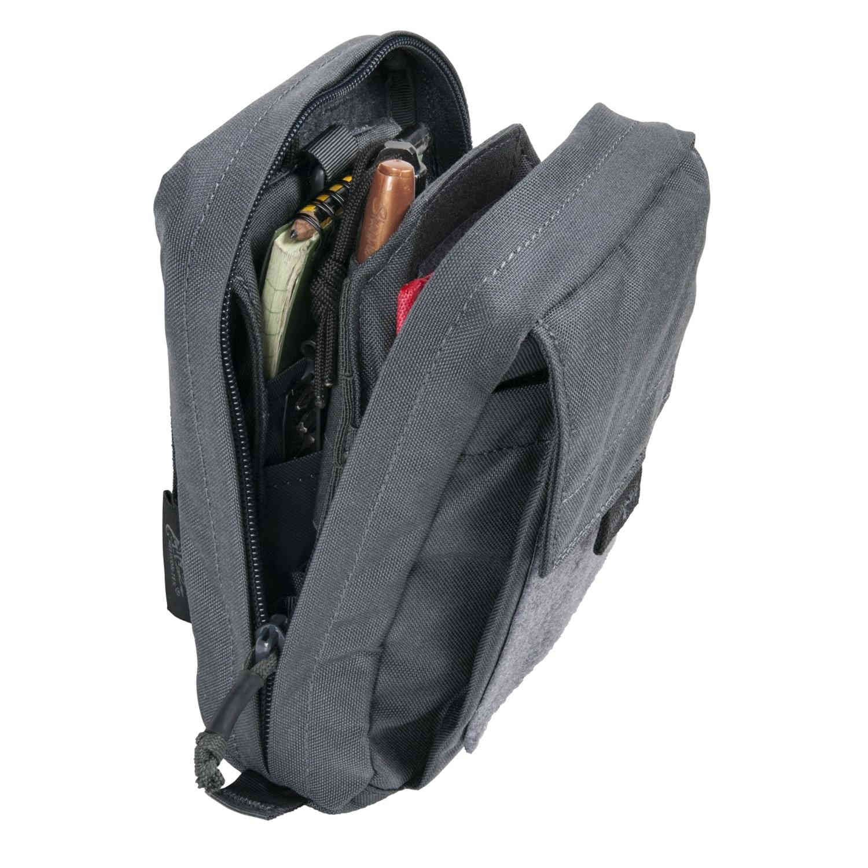 Helikon Urban Admin Pouch Lässig Carry Case Cordura Ykk-Id Tasche Shadow Grau