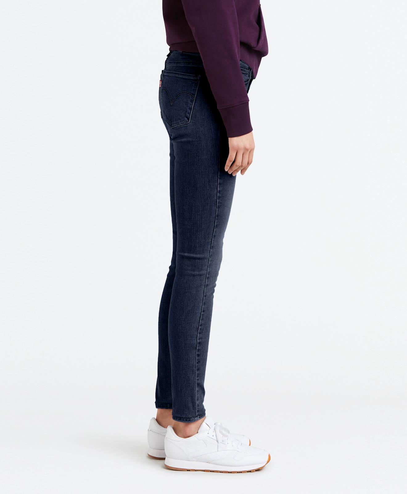 Levi's Skinny Innovazione Damen Jeans Hose Celestial Super Rinse Denim ® XwZwqrORtx