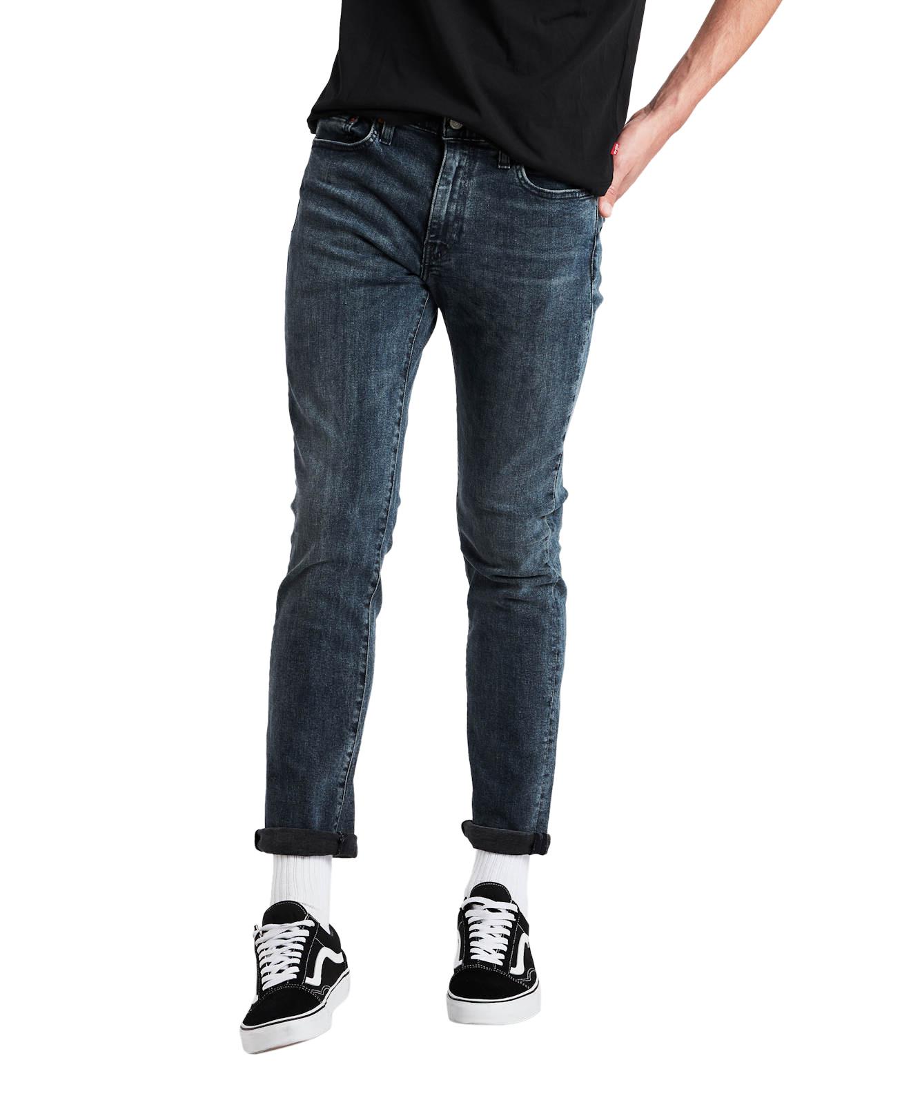 levi s 519 jeans extreme skinny fit herren hose denim. Black Bedroom Furniture Sets. Home Design Ideas