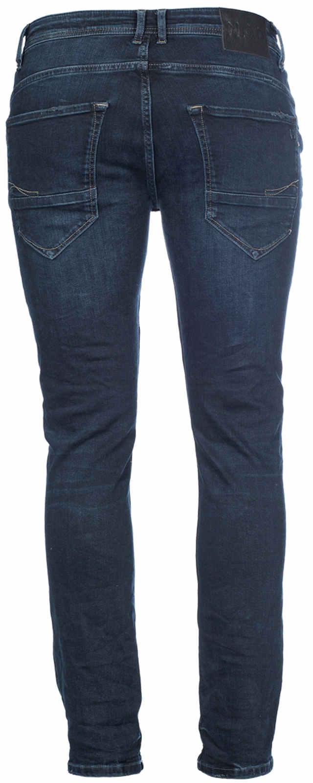 M-O-D-Herren-Jeans-Ricardo-Slim-NOS-1002-Hose-NEU-Stretch-Slim-Fit-Leg-Denim-MOD Indexbild 3