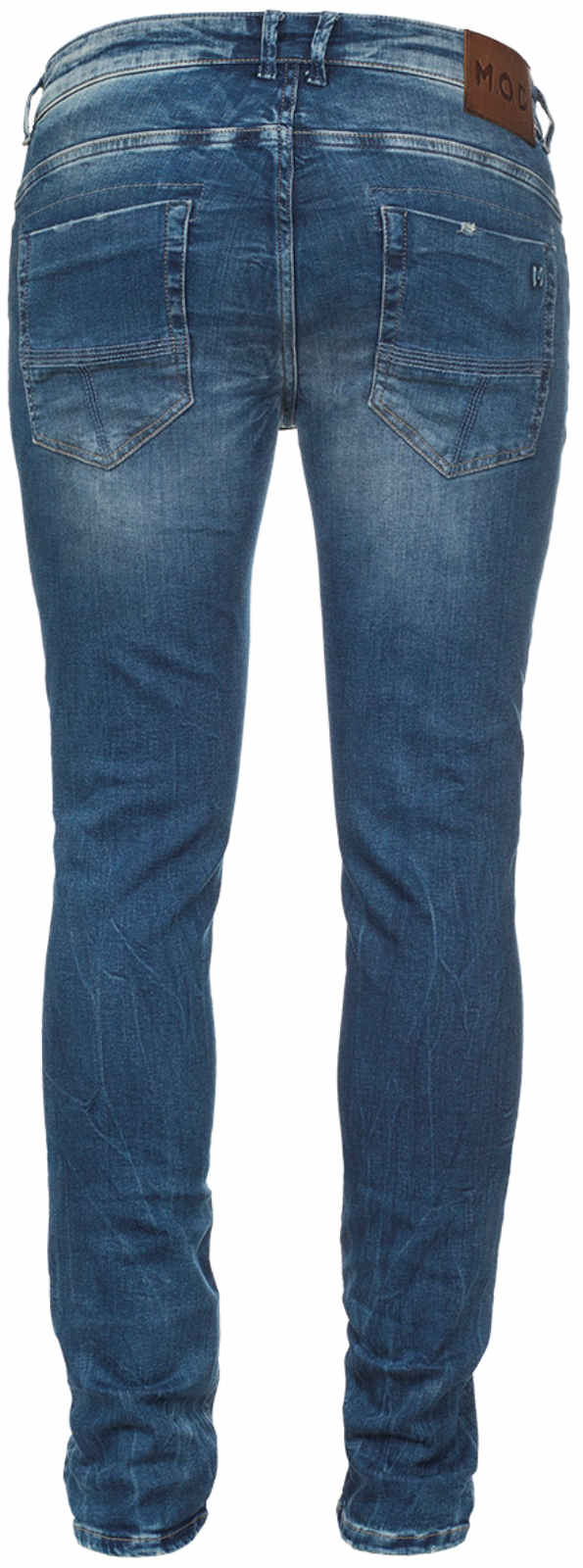 10b21615bc2a ... M.O.D Herren Herren M.O.D Jeans Marcel X-Slim NOS-1005 Hose NEU Extra  Slim