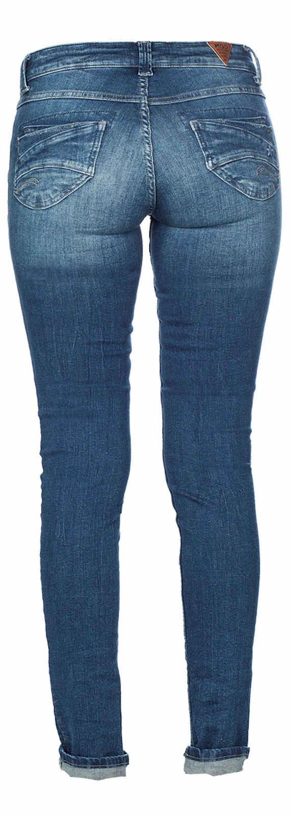 m o d damen jeans scarlett slim nos 2001 h ft hose low. Black Bedroom Furniture Sets. Home Design Ideas