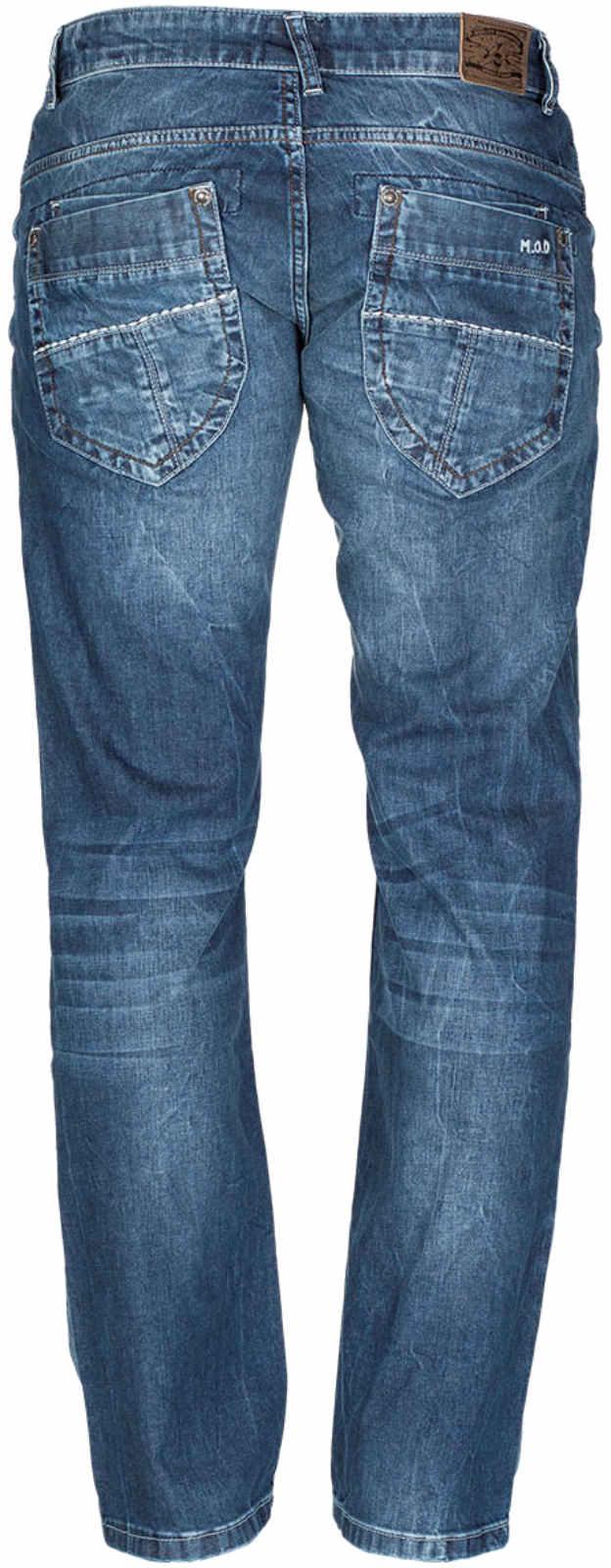 m o d herren jeans joshua comfort sp14 1006 low waist neu. Black Bedroom Furniture Sets. Home Design Ideas