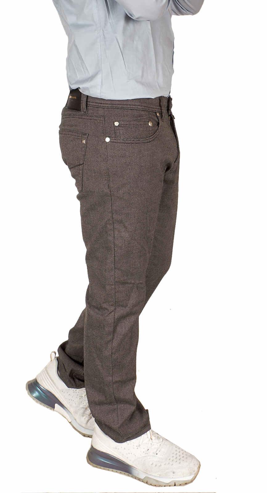 Pierre Chino Coupe Lyon Jeans Cardin Boyau Coupe Moderne Herren Normale fqWwrfanT