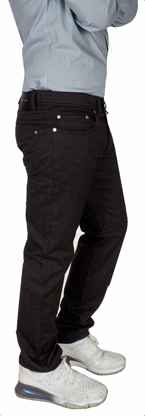 Pierre-Cardin-Jeans-Herren-Hose-Lyon-Chino-Modern-Fit-Slim-Leg-30917-4731-85 Indexbild 3