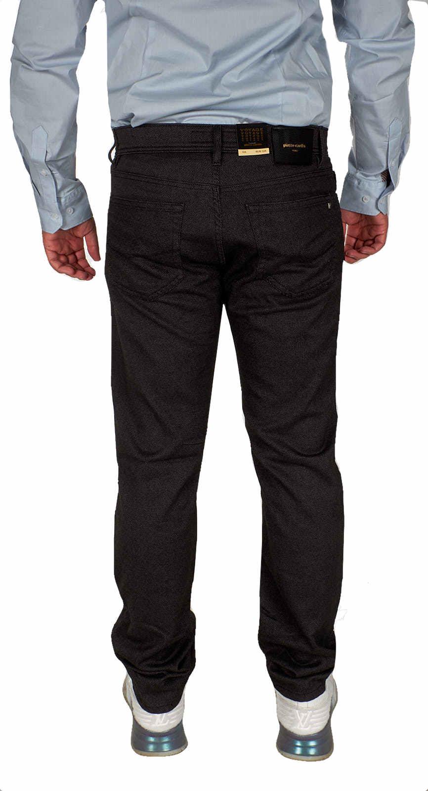 Pierre-Cardin-Jeans-Herren-Hose-Lyon-Chino-Modern-Fit-Slim-Leg-30917-4731-85 Indexbild 4
