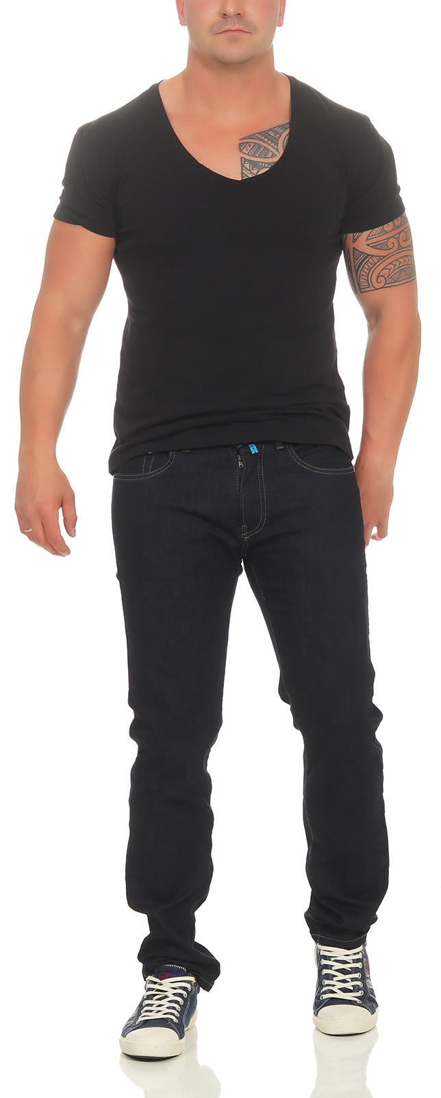 PIERRE-CARDIN-Herren-Jeans-Lyon-Hose-Tapered-Future-Flex-Super-Stretch-Premium-3 Indexbild 13
