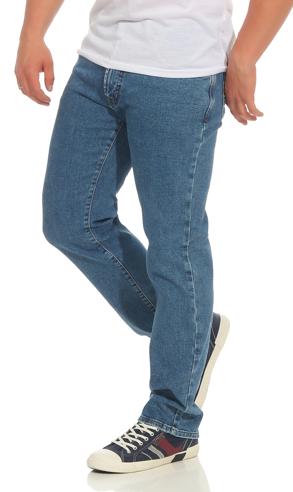 PIERRE-CARDIN-Herren-Jeans-Dijon-Hose-Comfort-Stretch-Freizeitjeans-Modern-NEU-3 Indexbild 7