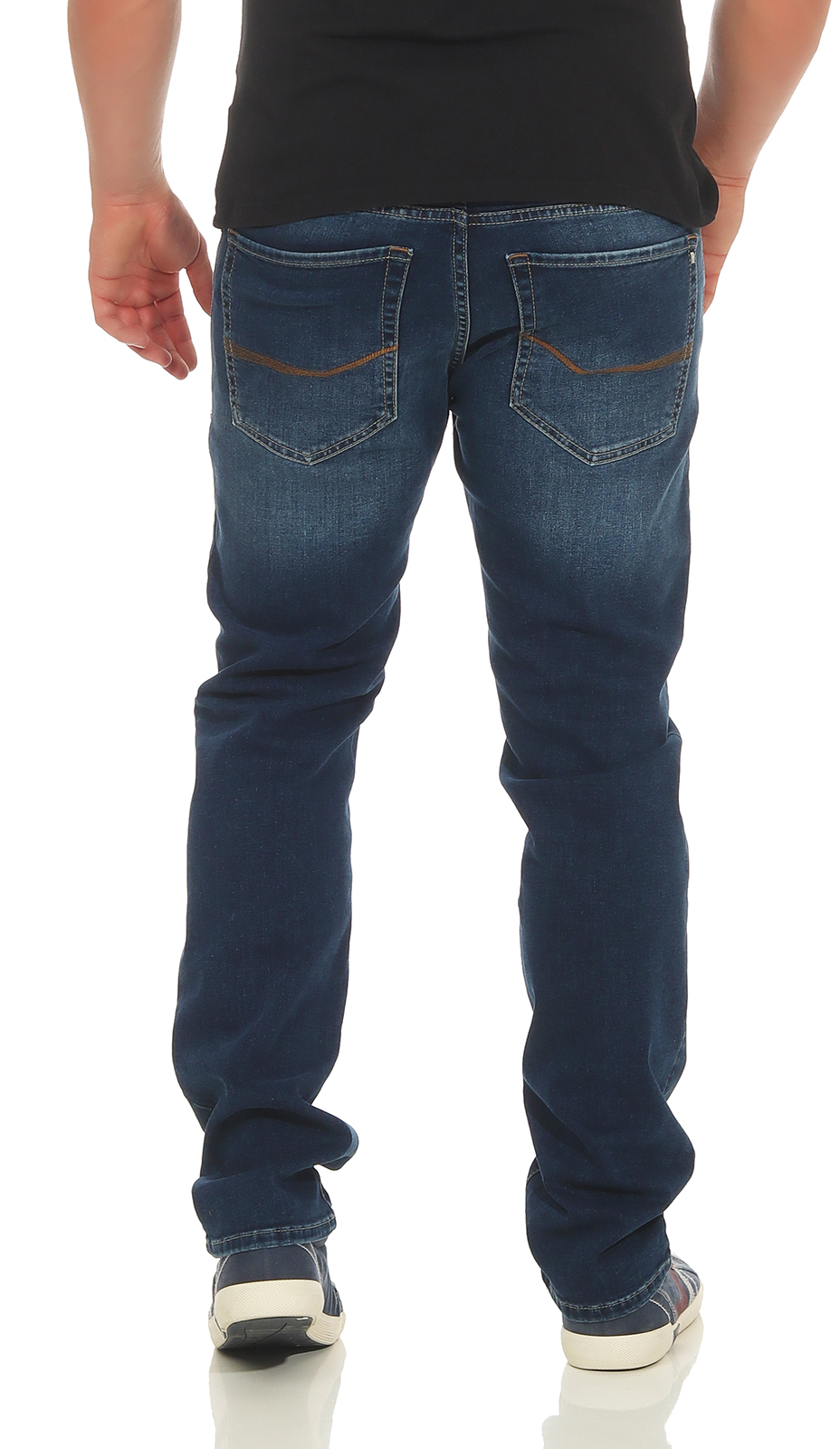 PIERRE-CARDIN-Herren-Jeans-Lyon-Hose-Tapered-Future-Flex-Super-Stretch-Premium-3 Indexbild 8