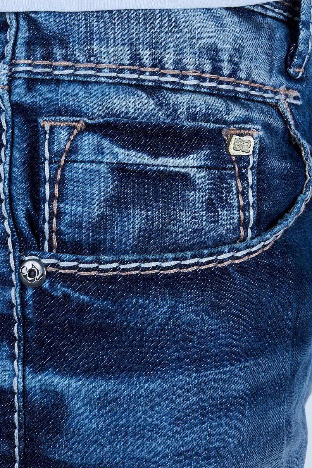 Cipo-amp-Baxx-Mens-Jeans-Clubwear-Denim-Trousers-c-1149-Straight-Thick-Seam-New-C-11 thumbnail 4