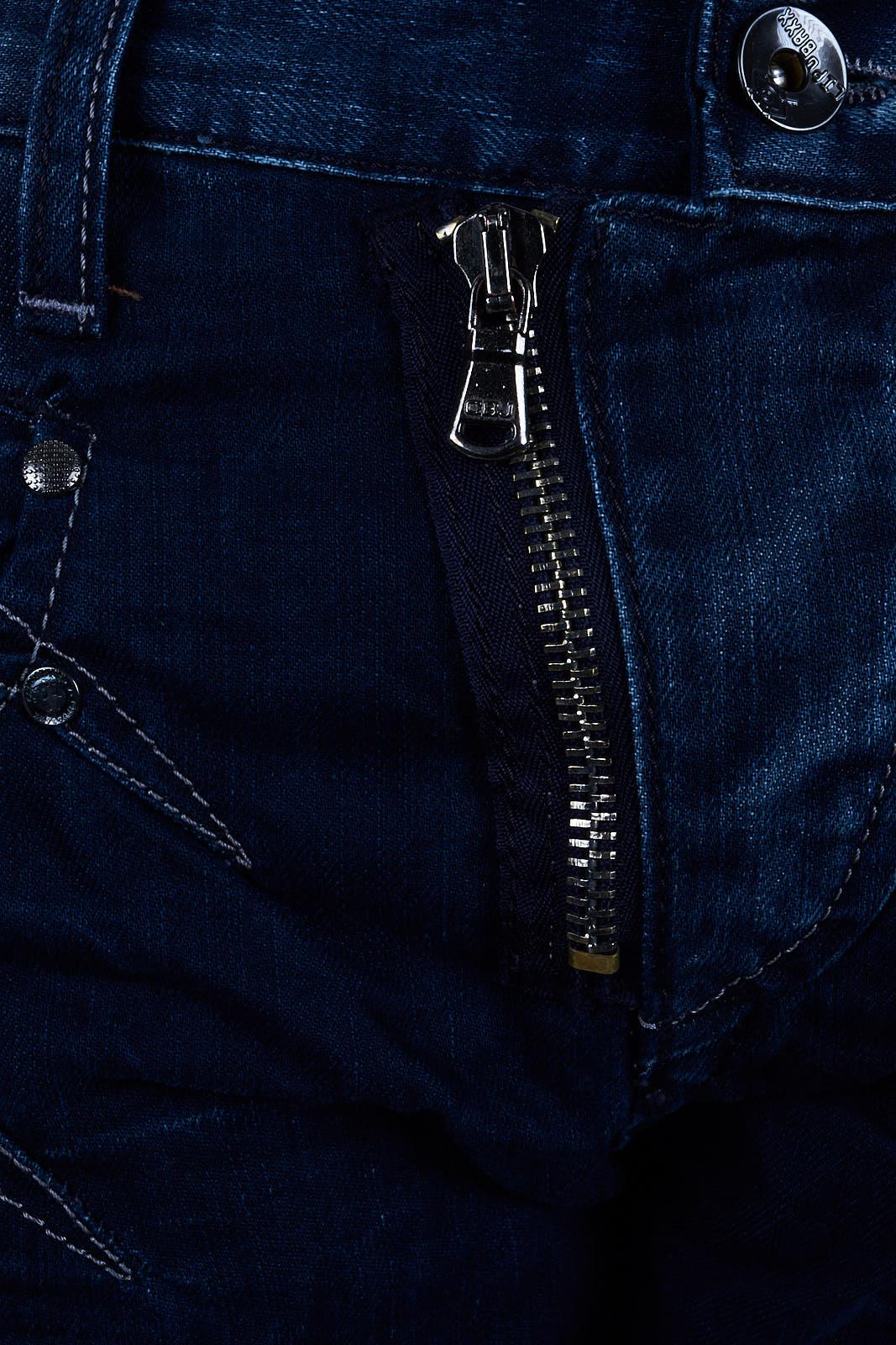 Cipo-amp-Baxx-Mens-Jeans-Clubwear-Denim-Trousers-c-0768-Straight-Designer-New-C-0768 thumbnail 5