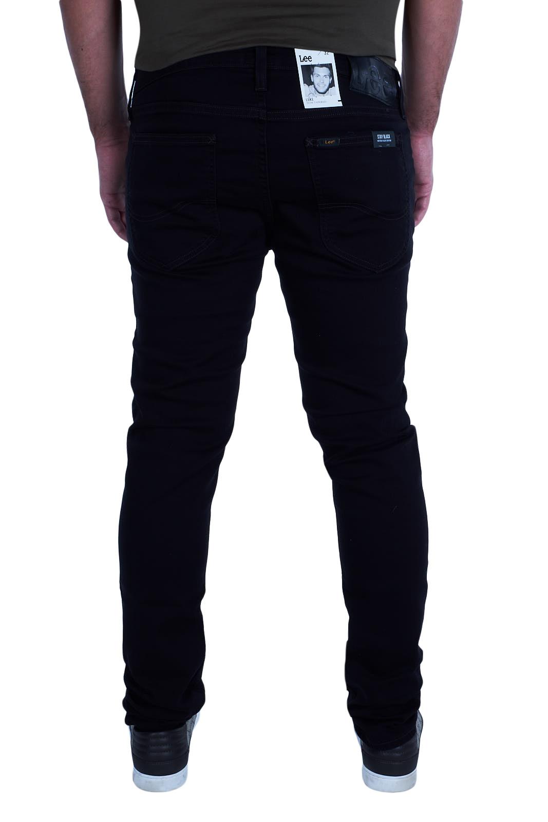 LEE Herren Herren Herren Jeans Luke Slimfit Designer Hose ultimativer Slim Taperot Fit L719 | Verbraucher zuerst  0768d1