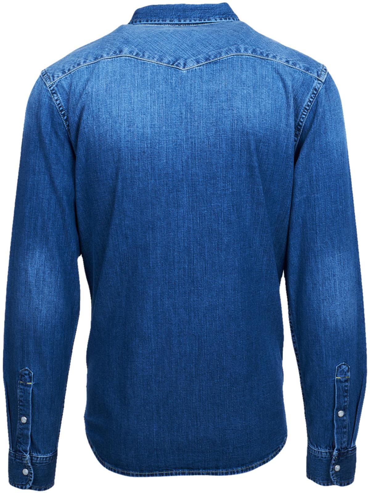 lee slim jeanshemd westernshirt herren hemd arbeits neu. Black Bedroom Furniture Sets. Home Design Ideas