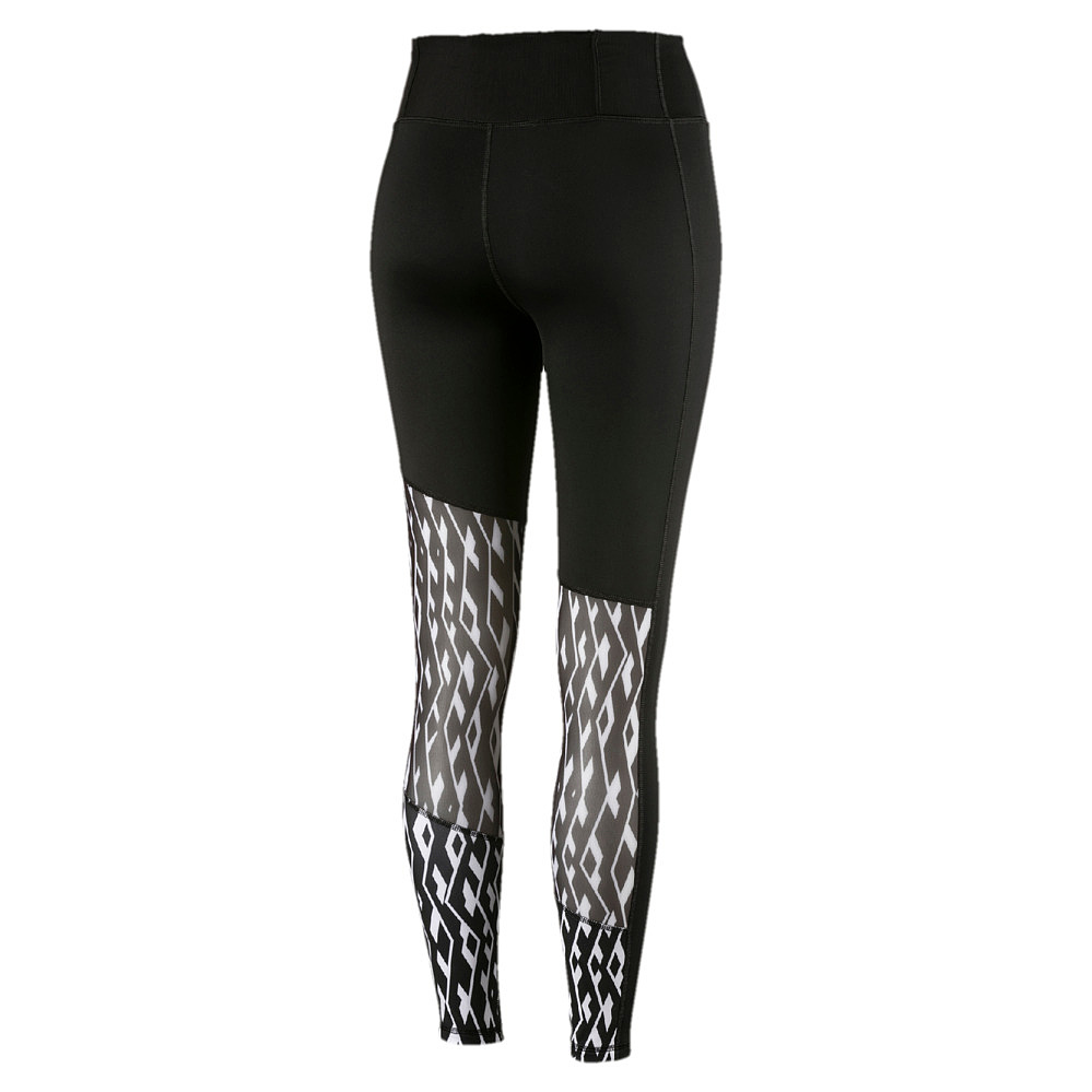 Puma Damen Tight Sporthose Hose Training Fitness Tights Tights Tights Always On Graphic 7 8 c85d9b