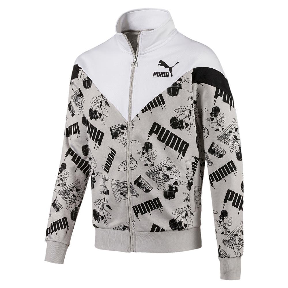 Puma Herren Jacke Track Jacket Super Puma MCS Jacket SOUND | eBay